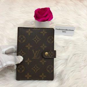 Louia Vuitton Agenda Monogram PM